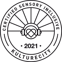 Certified Sensory Inclusive 2018 - Kulture City