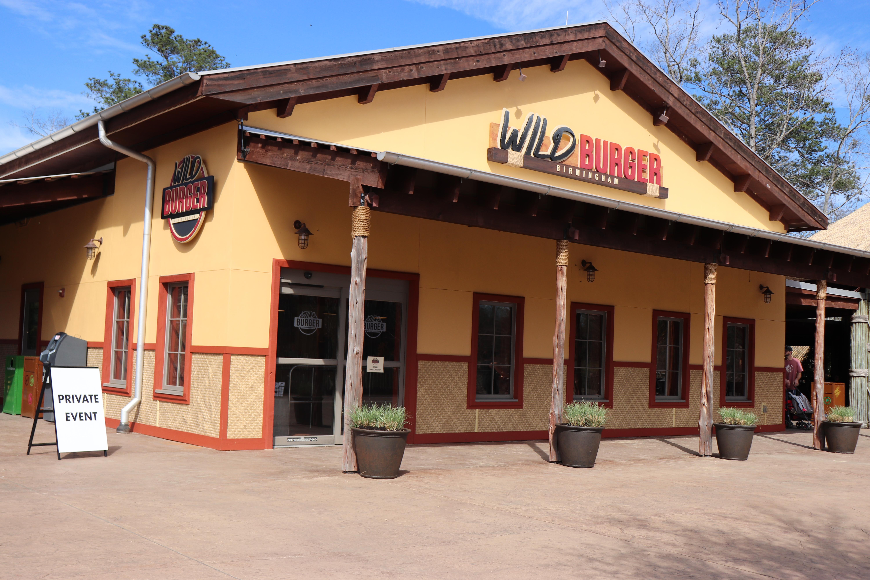 Zoo Restaurants Birmingham Zoo